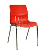 2127P-Bürocci Plastik Sandalye - Sandalye Grubu - Bürocci